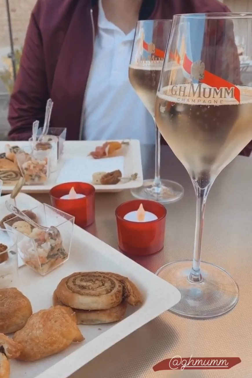 Où sortir à Reims ? Mes bonnes adresses pour aller boire un verre - Blog Mangue Poudrée - Influenceuse Reims - Maison Mumm