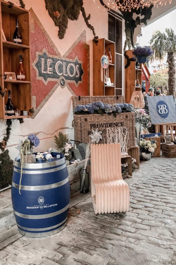 Où sortir à Reims ? Mes bonnes adresses pour aller boire un verre - Blog Mangue Poudrée - Influenceuse Reims - Le Clos
