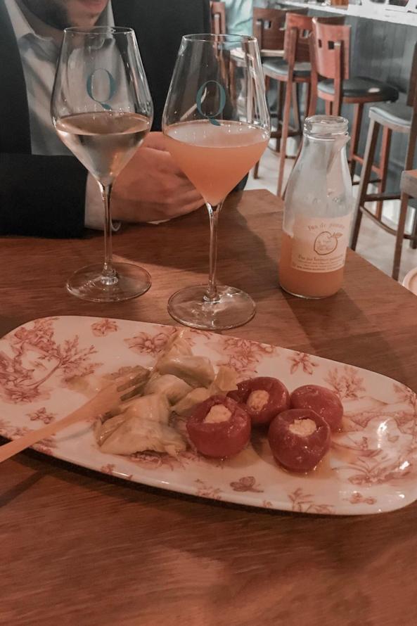 Où sortir à Reims ? Mes bonnes adresses pour aller boire un verre - Blog Mangue Poudrée - Influenceuse Reims - Le Cul Sec