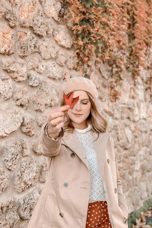 Comment porter la blouse en dentelle blanche ? #1piece3looks - Mangue Poudrée - 4