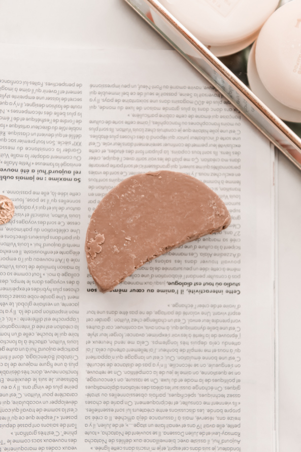Avis shampooings solides - influenceuse Reims Paris Lille éco-responsable - Mangue Poudrée 5