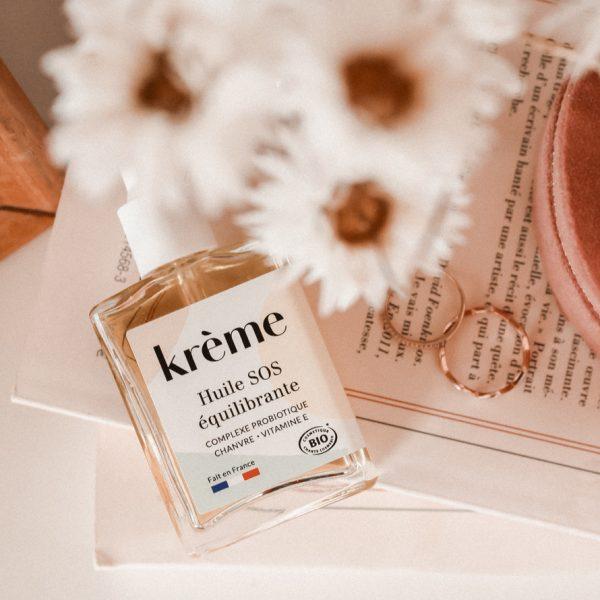 Mon avis sur Krème Paris - Soins cosmétiques aux probiotiques Made in France - Influenceuse Beauté Luxe Reims Paris - 1