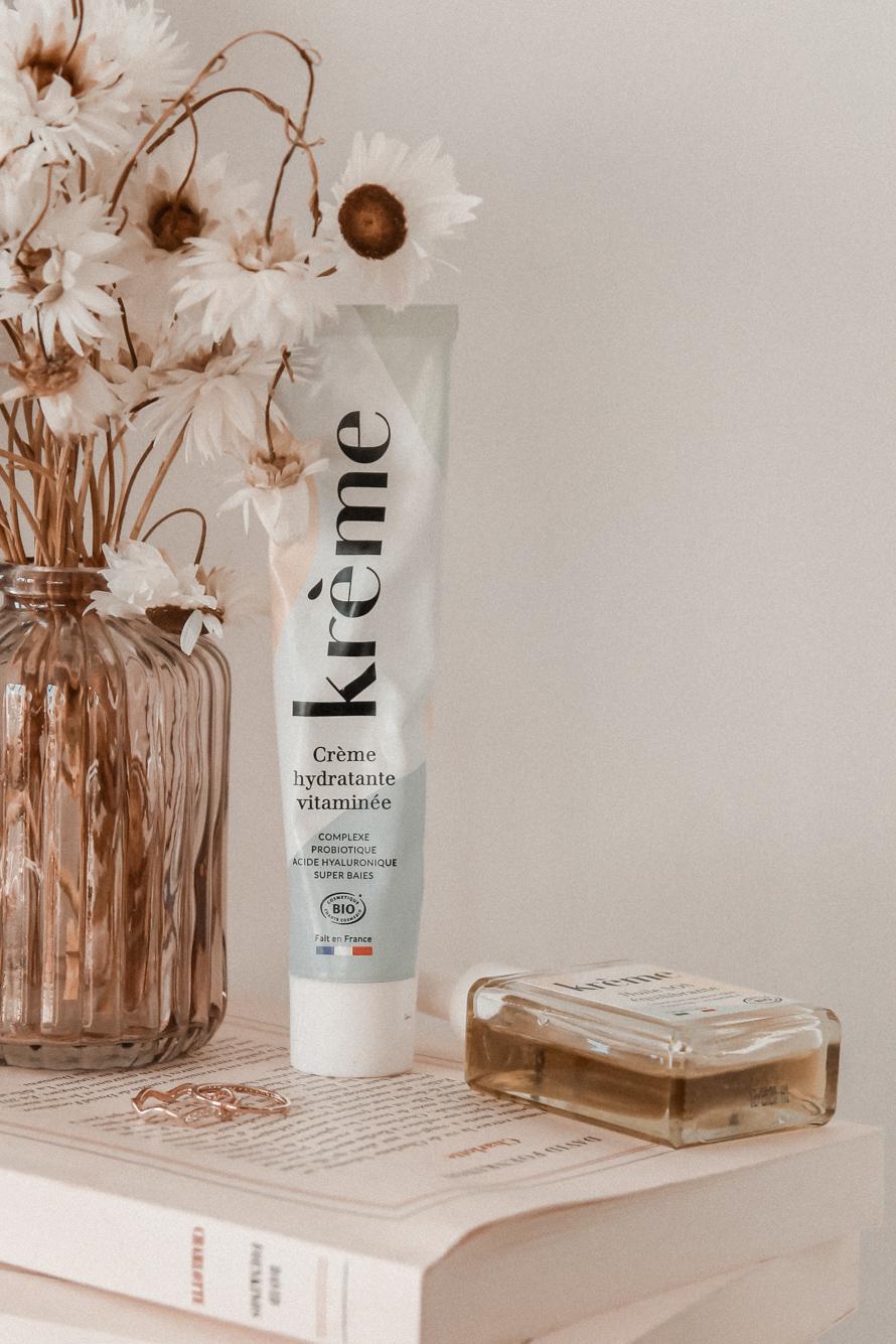 Mon avis sur Krème Paris - Soins cosmétiques aux probiotiques Made in France - Influenceuse Beauté Luxe Reims Paris - 3
