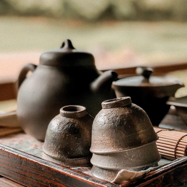 Week-end bien-être en Alsace Atelier découverte des thés Les Jardins de Gaïa