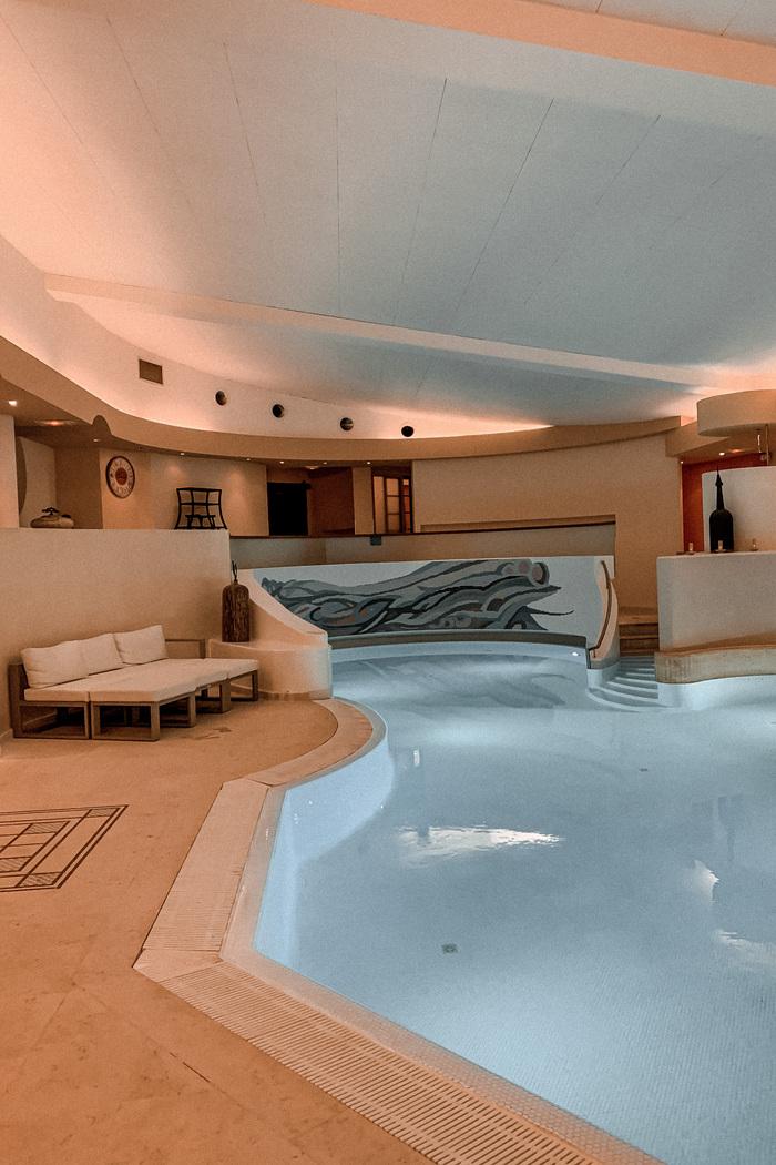 Week-end bien-être en Alsace SPA de l'hôtel Le Parc à Obernai - 1